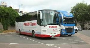 coach, lorry